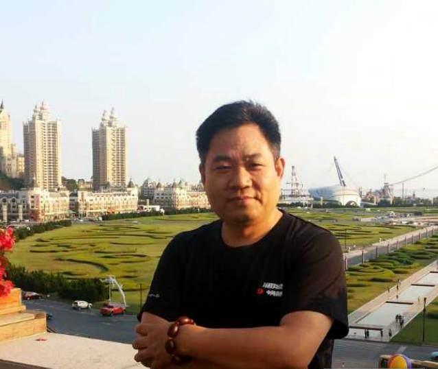 北京京港恒星科技发展有限公司董事长肖顺领
