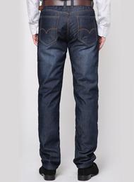内绒牛仔裤