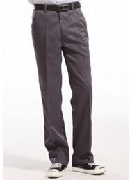 防静电铁灰裤子
